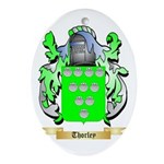 Thorley Oval Ornament