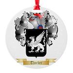 Thorber Round Ornament