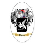 Thorber Sticker (Oval 10 pk)