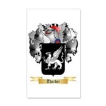 Thorber 20x12 Wall Decal