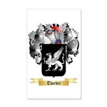 Thorber 35x21 Wall Decal
