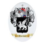 Thorban Oval Ornament