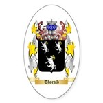 Thorald Sticker (Oval 10 pk)