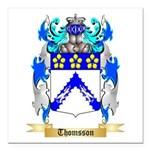Thomsson Square Car Magnet 3