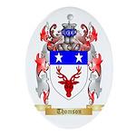 Thomson Oval Ornament