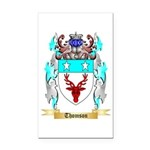 Thomson Scotland Rectangle Car Magnet