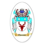 Thomson Scotland Sticker (Oval 50 pk)