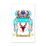 Thomson Scotland 35x21 Wall Decal