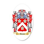 Thoms Oval Car Magnet