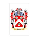 Thoms 20x12 Wall Decal