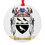 Thompson Round Ornament