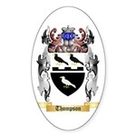 Thompson Sticker (Oval)