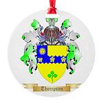 Thompson (Ireland) Round Ornament