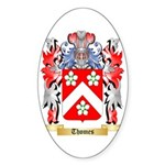 Thomes Sticker (Oval 50 pk)