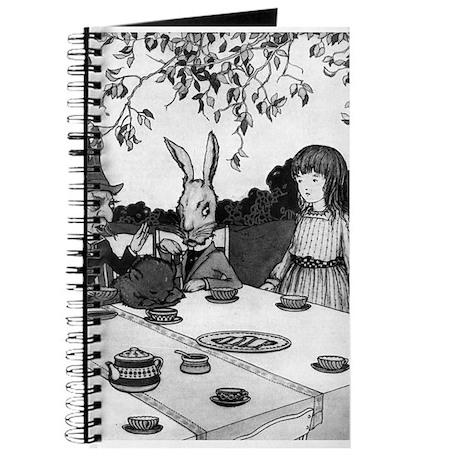 Alice at Tea Journal