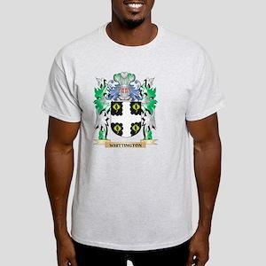 Whittington Coat of Arms - Family Crest T-Shirt