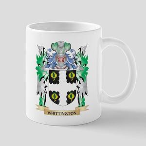 Whittington Coat of Arms - Family Crest Mugs