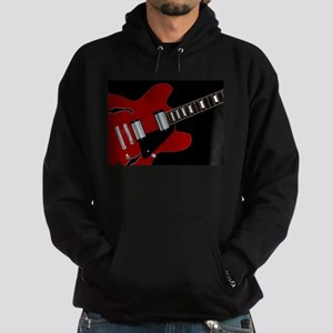 Blues Guitar Hoodie (dark)