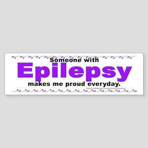 Epilepsy Pride Bumper Sticker