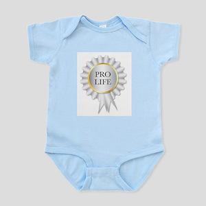 Pro Life Rosette Body Suit