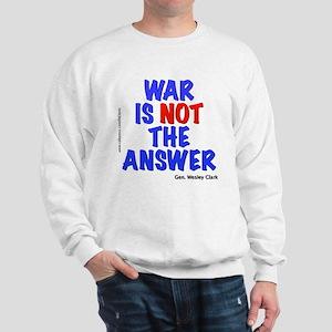 """War No Answer"" Sweatshirt"