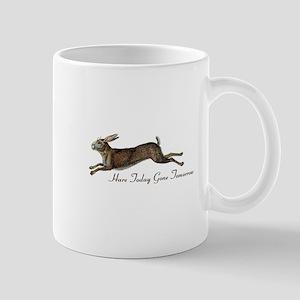 Hare Today Mugs