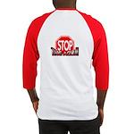STOP Baseball Jersey