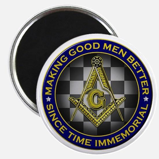 Masons Making Good Men Better Magnets