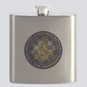 Masons Making Good Men Better Flask