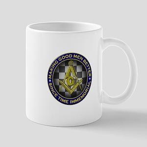 Masons Making Good Men Better Mugs