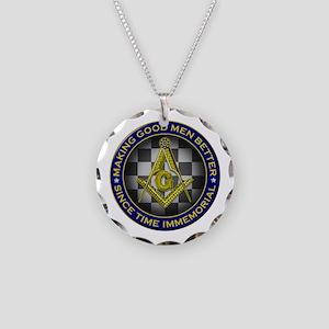 Masons Making Good Men Better Necklace