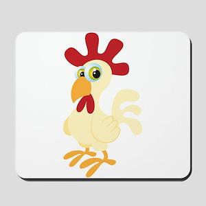 Creamy roaster cartoon Mousepad
