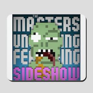 MoUHQ Blockhead : Sideshow Massacre Pixe Mousepad