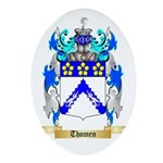 Thomen Oval Ornament