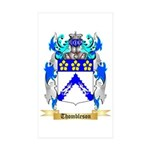 Thombleson Sticker (Rectangle 50 pk)