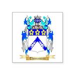 Thomasseau Square Sticker 3