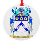 Thomason Round Ornament