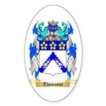 Thomason Sticker (Oval 10 pk)