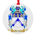 Thomas Round Ornament