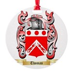 Thomas (Dublin) Round Ornament
