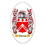 Thomas (Dublin) Sticker (Oval 10 pk)