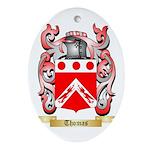 Thomas (Dublin) Oval Ornament