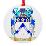 Thom Round Ornament