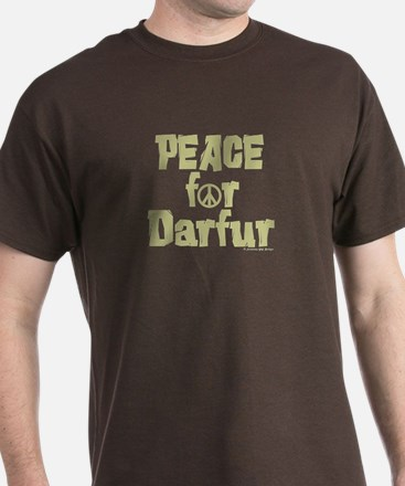 Peace For Darfur 1.2 T-Shirt
