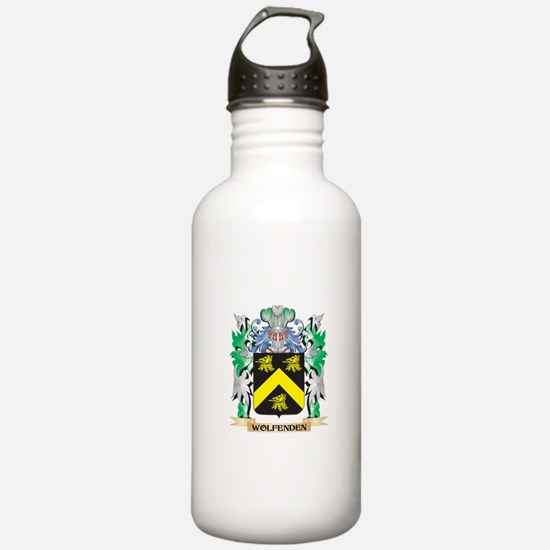 Wolfenden Coat of Arms Water Bottle