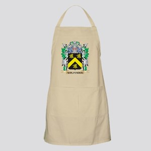 Wolfenden Coat of Arms - Family Crest Apron