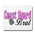 Coast Guard Brat Mousepad