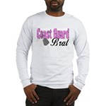 Coast Guard Brat Long Sleeve T-Shirt