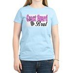 Coast Guard Brat Women's Light T-Shirt