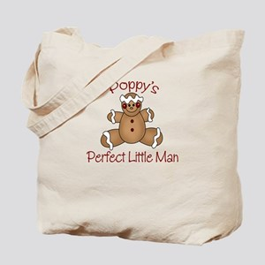 Poppy's Perfect Man Tote Bag